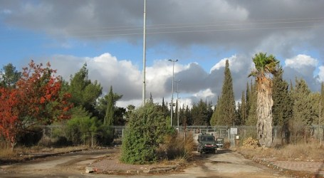 Israel Begins to Change Jerusalem International Airport into a Settlement
