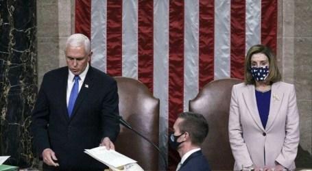 US Congress Inaugurates Joe Biden as Winner of the 2020 Presidential Election
