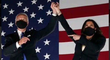 Joe Biden-Kamala Harris Officially Becomes US President-Vice President
