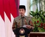 Jokowi Inaugurates Money Waqf Movement and Sharia Brand