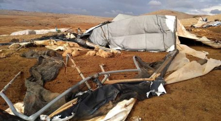 OIC Curses Destruction of Palestinian Community in Jordan Valley