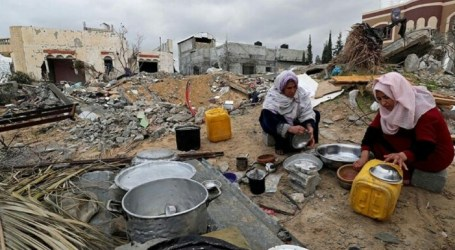 Palestinian Villages Spend without Shelter in Snowstorm after Israeli Demolition
