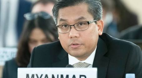 Myanmar Ambassador to UN Fired
