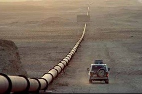 Qatar, EU Support Project for Gaza's Gas Pipelines