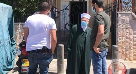 Breaking News: Imam Aqsa Mosque, Sheikh Sabri Arrested