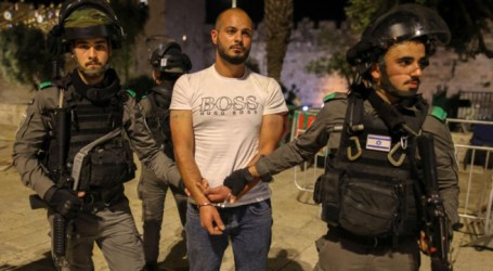 Jordan Denounces Israeli Attacks on Jerusalem's Palestinians