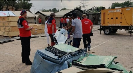 Turkey Rebuilds Hospital Damaged in Rohingya Camp Fire