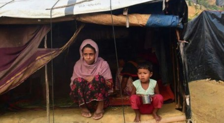Ramadan on Remote Island, Rohingya Refugess Feel Lonely