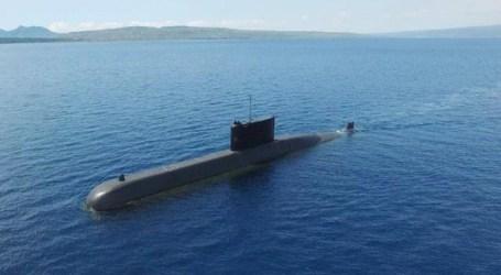 Indonesian Military Chief Inaugurates Alugoro-405 Submarine in Natuna