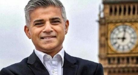 London Again Led by A Muslim, Sadiq Khan