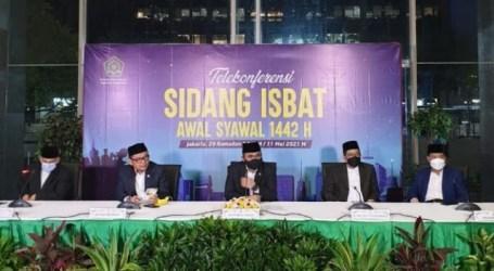 Indonesia Announces Eid Al-Fitr Falls on Thursday, 13 May