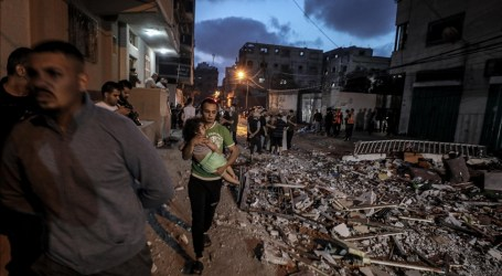Israel Attacks Gaza, Death Toll Rises to 26