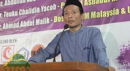 Indonesian Aqsa Working Group Condemns Israeli Attack at Al-Aqsa Mosque