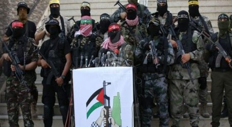 """Palestinian Joint Military Wings Launch Battle of """"Sword of Al-Quds"""""""