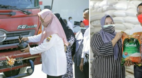 Indonesia Exports 1000 Tons of Premium Rice to Saudi Arabia