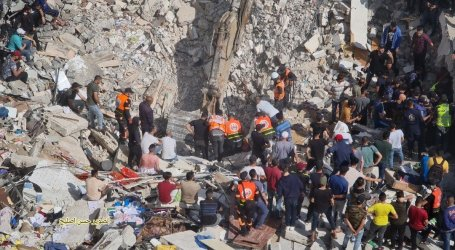 """Gaza's Story, Aziz's Life Under Rubble: """"I Saw My Mum and Dad Bleed to Death"""""""