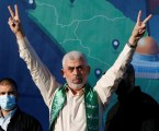 Yahya Al-Sinwar Swears Palestinians in Gaza to Pray in Al-Aqsa Mosque Soon
