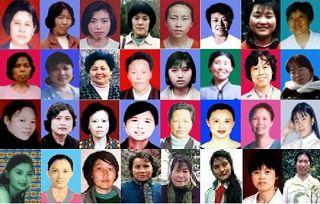 四川省部份被迫害致死的法轮功学员
