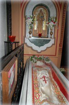Relics of St. Elizabeth