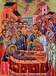 Dormition of St. Anna (httpoca.orgsaintslives20130725102086-dormition-of-the-righteous-anna-the-mother-of-the-most-holy-theo)