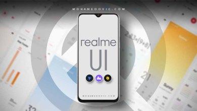 Realme X2 Realme UI Update