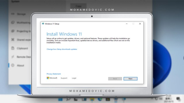 How to Install Windows 27 ISO on Old 27th Intel Processor? Detailed