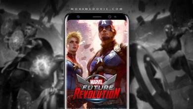 Download Marvel Future Revolution apk + obb