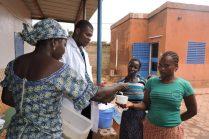 Distribution flour