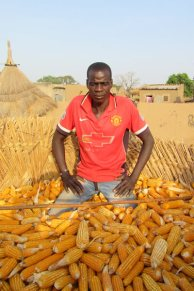 harvest of a beneficiary