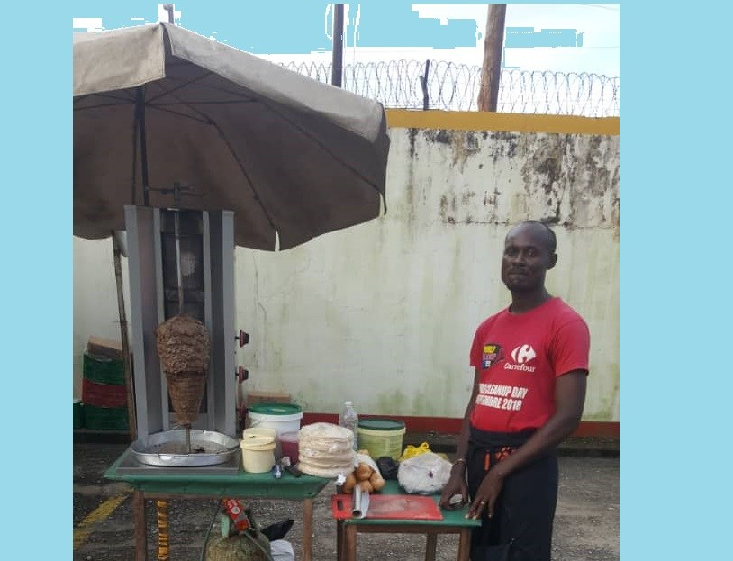 """Cameroon: The """"Shawarmas"""" of Marius at the shows of Miss&Master start-up"""