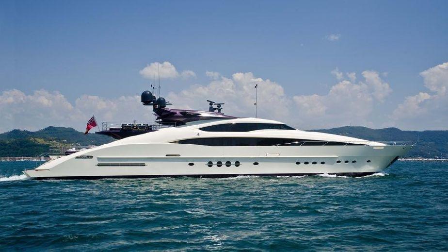 Yacht For Sale Gt Motor Yacht Palmer Johnson PJ 150 For Sale