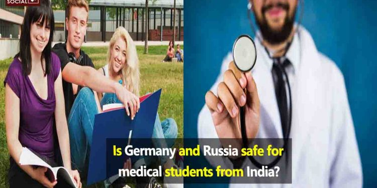 Germany V/S Russia