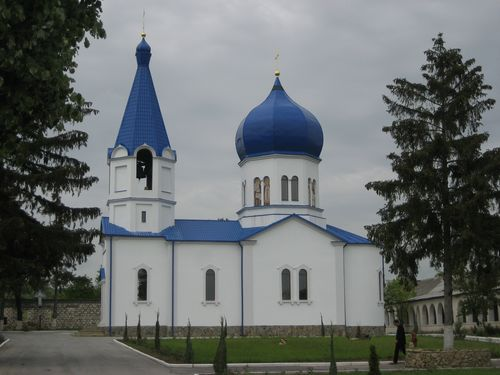 The Dormition Church nowadays