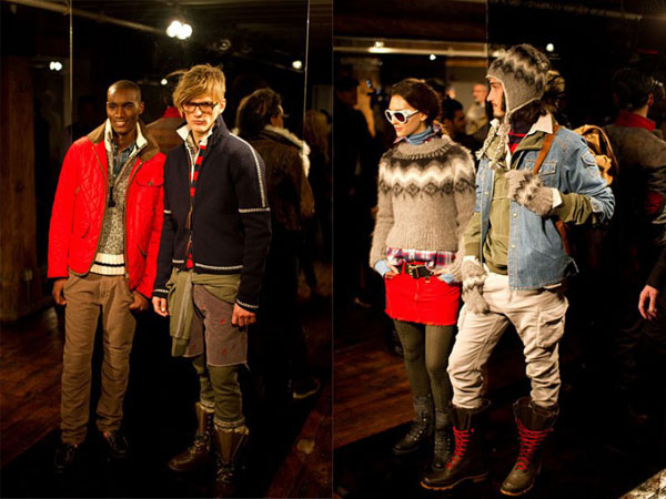 GANT by Michael Bastian A/W 2011 Collection