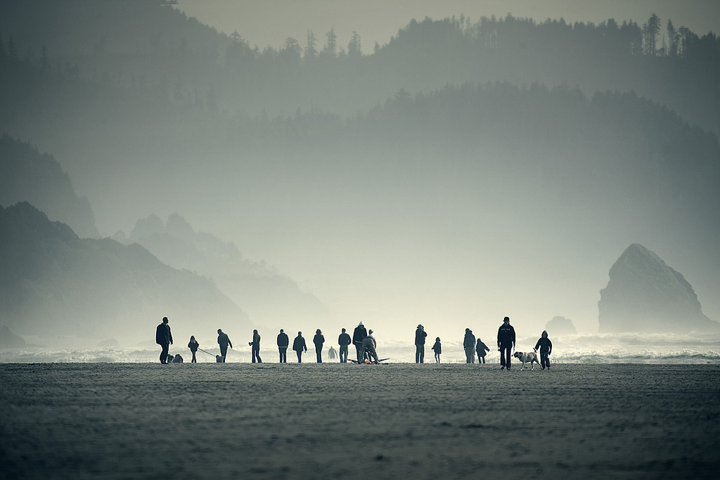 Mysterious Landscapes of People Exploring the World by Nicolas Bouvier travel landscapes