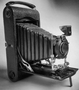 Kodak camera from 1911