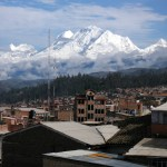 The best starting point for your expedition to the Huascarán National Park is the city of Huaraz