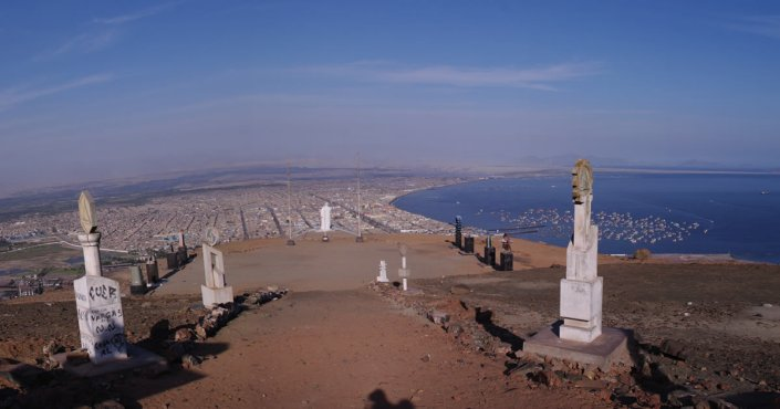 Chimbote – the largest fishing village in Peru