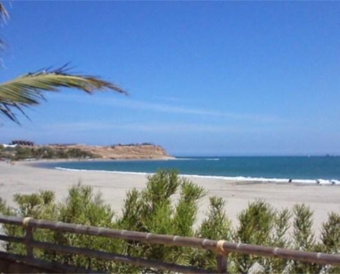 Beach tip Peru: Los Organos Beach – peace and relaxation