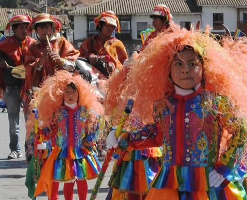 Festivales Cusco Corpus Christi