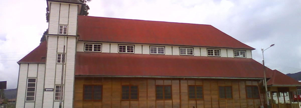 Kirche in Oxapampa