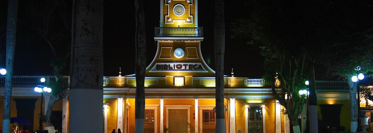 Plaza en Barranco