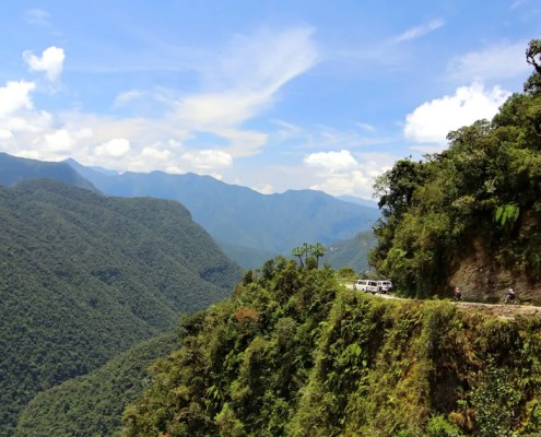 The South of Peru