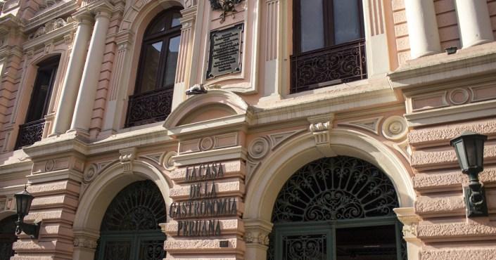 Attractions Museum: Casa de la Gastronomía Peruana