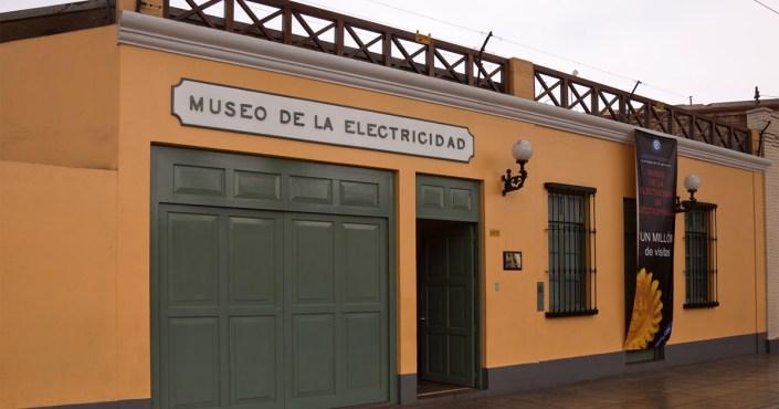 The Museo de la Electricidad: Peru's History of Electricity