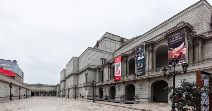 The Teatro Municipal – Limas Cultural Heart