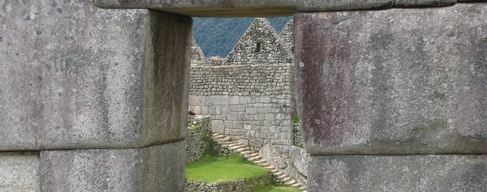 Photo series Machu Picchu