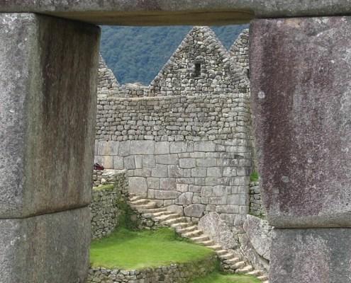 Photo series Machu Picchu
