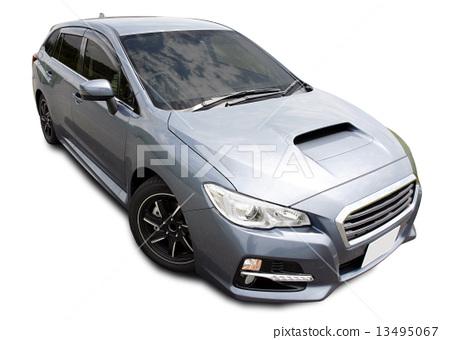 一輛車-照片素材(圖片) [13495067] - PIXTA圖庫