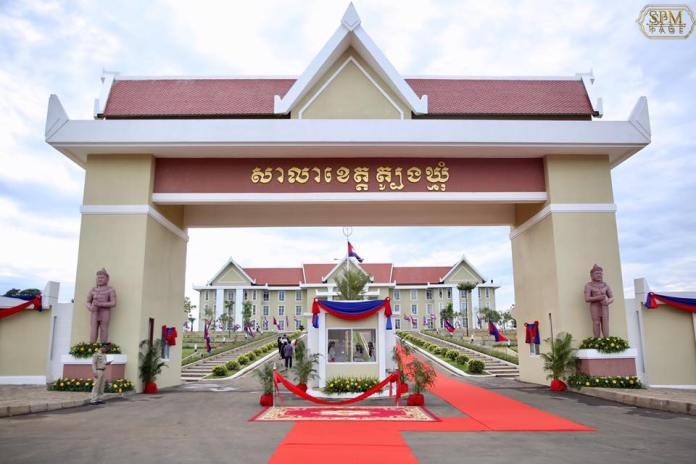 Thousands of People To Move to Live in Tbong Khmum in Next 3-5 Years
